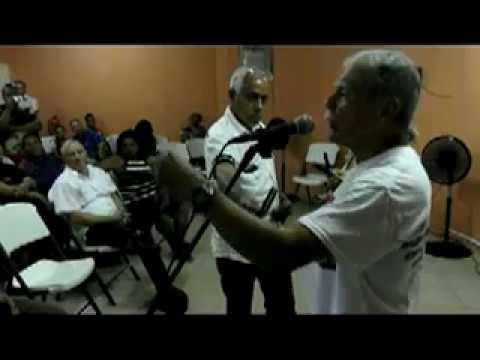 Oscar López Rivera habla al pueblo de #Caimanera