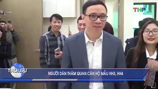 Xem tận mắt phòng mẫu 62m Hoàng Huy Lạch Tray đổng quốc bình 29 tầng. Mua bán cho thuê 0904009399