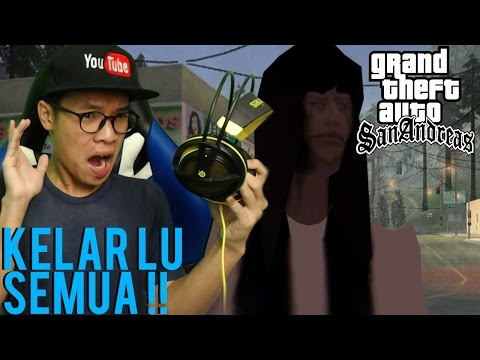 MATI GUA MATI (WARNING : JUMPSCARE) – GRAND THEFT AUTO EXTREME INDONESIA (DYOM #5)
