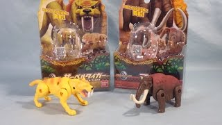 Wild Eggs Mammoth and Saber-Toothed Tiger Review