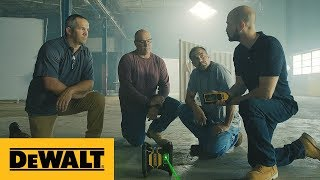 DEWALT® Electronic Tools: Stud Finders, Laser Distance Measurers and Rotary Lasers