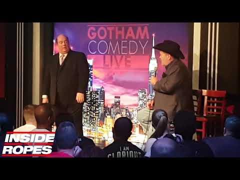 Jim Ross & Paul Heyman talk Joey Ryan and CM Punk leaving WWE