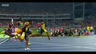 Usain Bolt WINS AGAIN - Usain Bolt - Unbeatable ● Rio 2016 Champion Career Tribute