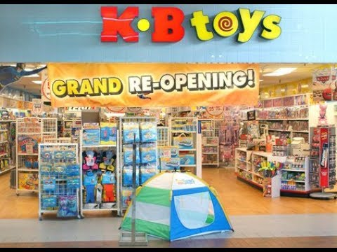 Toy Stores in the 90s