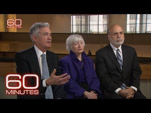 Fed chairs on quantitative easing