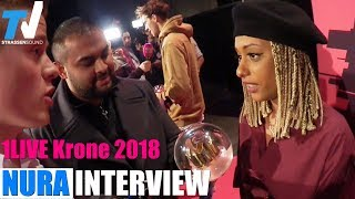 NURA Interview: 1Live Krone 2018 // Beste Künstlerin - TV Strassensound