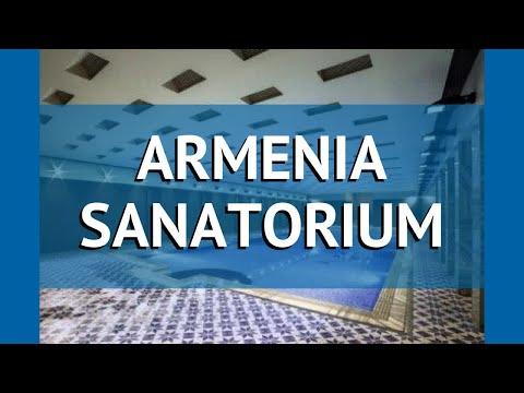 ARMENIA SANATORIUM 5* Армения Джермук обзор – отель АРМЕНИА САНАТОРИУМ 5* Джермук видео обзор