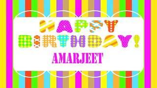 Amarjeet   Wishes & Mensajes