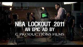 Lebron James NBA Lockout 2011