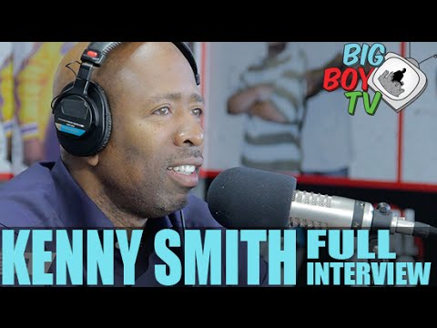 Kenny Smith on the Lamar Odom, Fan Beef, And More! (Full Interview) | BigBoyTV