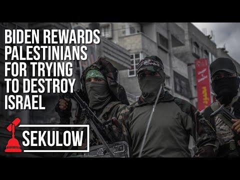 Biden Rewards Palestinians for Trying to Destroy Israel