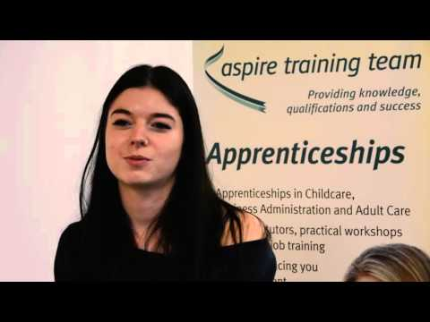 Why become a business administration apprentice?