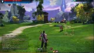Tera Online - Gameplay Demonstrativo!