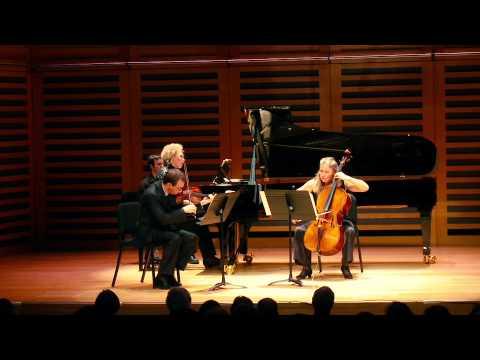 Mendelssohn Trio in D Minor op 49