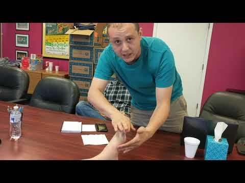 Nico Touches Buzz's Broken Fungus Foot