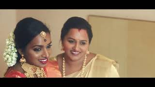 Harisree Ashokan Daughter's Wedding Highlights   Sreekutty + Sanoop