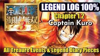 hot sale wholesale on sale One Piece Pirate Warriors 3 - Legend Log 100% - Episode 1.2 ...