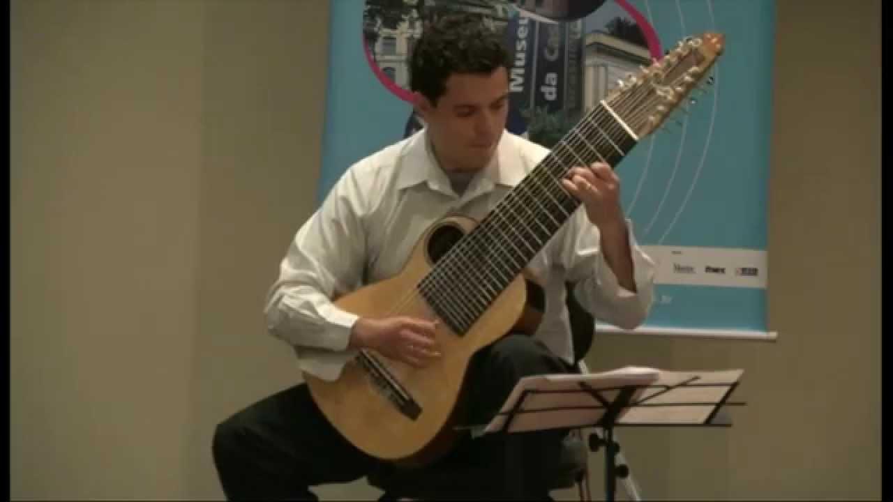 13 string guitar improvisation youtube. Black Bedroom Furniture Sets. Home Design Ideas