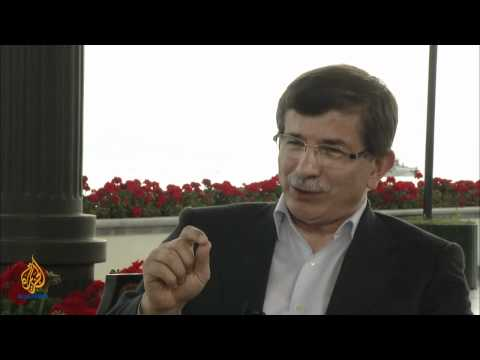 Empire - Interview: Ahmet Davutoglu