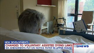 Amendments Made to WA's Assisted Dying Laws  | 9 News Perth
