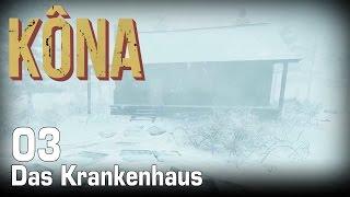 KONA [03] [Die verlassene Tankstelle] [Twitch Gameplay Let's Play Deutsch German] thumbnail