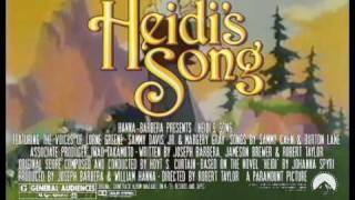Heidi's Song - fan-made trailer