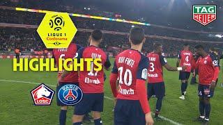 Download LOSC - Paris Saint-Germain ( 5-1 ) - Highlights - (LOSC - PARIS) / 2018-19 Mp3 and Videos