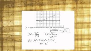 Abitur Mathematik 2012 Bayern - Analysis Aufgabengruppe I - Teil 2 Aufgabe 1 c