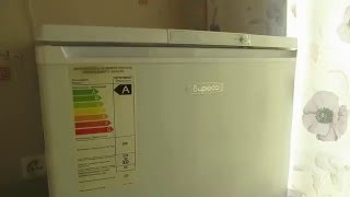Холодильник Бирюса 6 - отзыв на однокамерный холодильник.(Холодильнику Бирюса 6 уже больше года. Холодильником пользуюсь месяц и мое мнение, что неплохой за свои..., 2016-01-22T13:59:30.000Z)