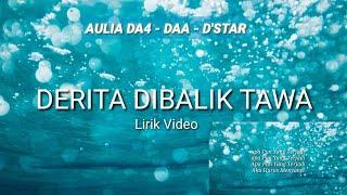 Download Bikin keluar air Mata - Aulia - derita dibalik tawa ( Lirik Video )