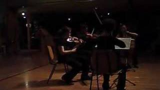 A.Borodin - Quartetto n.2 in Re magg. (Notturno:andante)