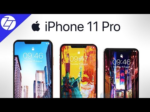 iPhone 11 Pro 2019FINAL Leaks Rumors