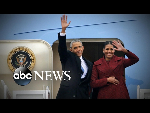 The Obamas Start New Life After the White House
