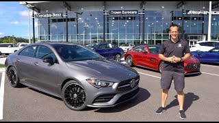 Is the NEW 2020 Mercedes Benz CLA 250 a BETTER luxury sedan?