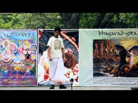 2011 Rathayatra - Drama - Liberating the Conditioned Soul - Sunday School - 8/8