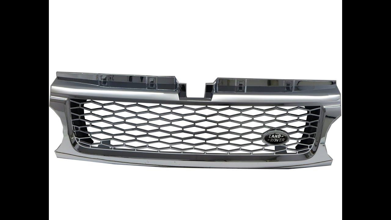 CrazyTheGod Range Rover Sport L320 10 13 FACELIFTED BK LOGO