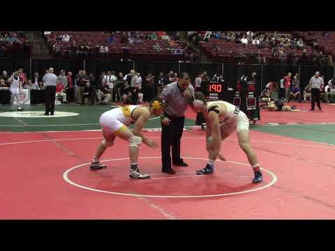 182 3rd, Chris Langguth, Rootstown vs Logan Stanley, Waynedale