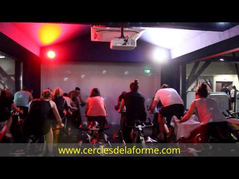 cours de rpm lesmills au cercle diderot cours fitness youtube. Black Bedroom Furniture Sets. Home Design Ideas