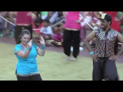 1234 Get On The Dance Floor Chennai Express Bollywood Performance  Jai Ho! Dance Troupe