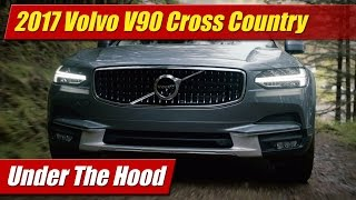 2017 Volvo V90 Cross Country: First Look