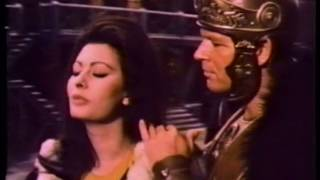 LIVIUS AND LUCILLA'S LOVE THE FALL OF THE ROMAN EMPIRE MOVIE 1964 Stephen Boyd