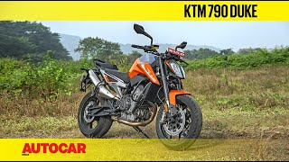 KTM 790 Duke Real World Review | On Road Ride | Autocar India