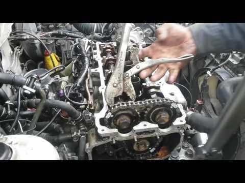 Nissan tsuru lll puesta cadena de distribucion continuacion