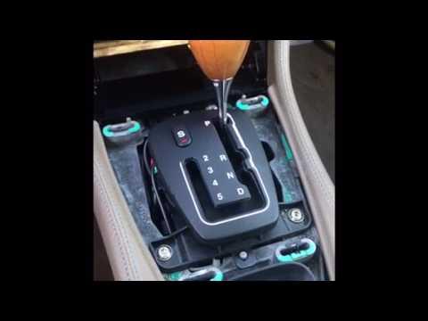 Jaguar s Type u thinks it's your Transmission, but it's your shifter  gearbox fault