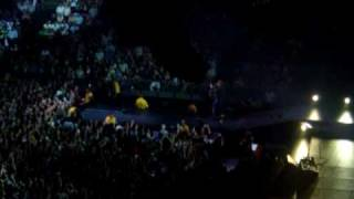 Coldplay Live Sydney 2009 In my place