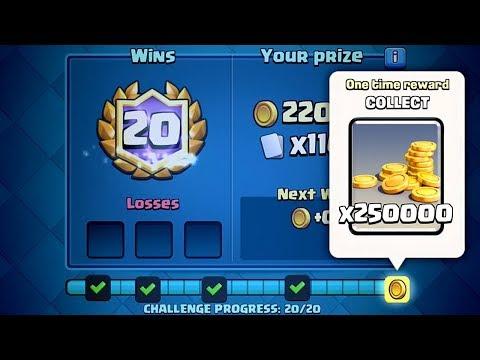 Clash Royale Greek {20 win challenge} καθόλου άσχημα!!