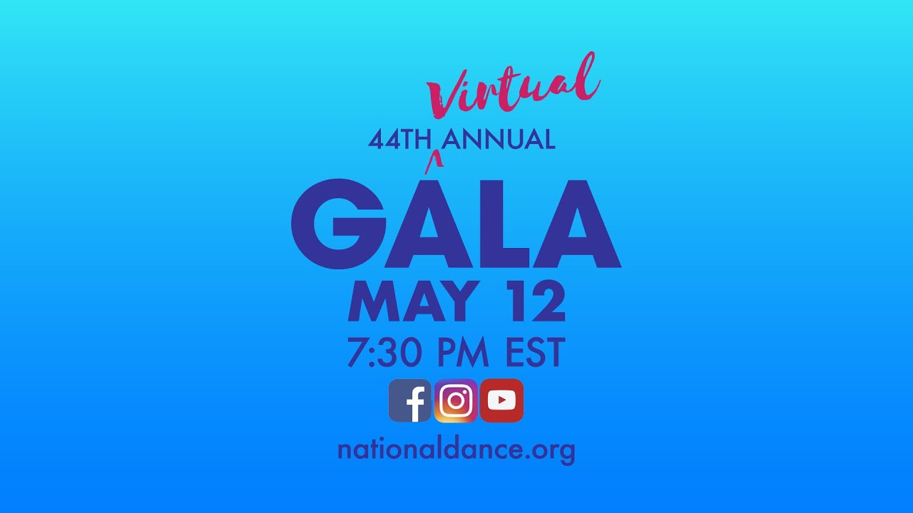NDI's (Virtual) 44th Annual Gala: From the Heart (Original premiere 5/12/20)