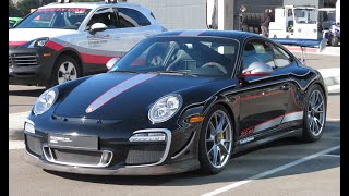 homepage tile video photo for The 997 GT3 RS 4.0 Is the Ultimate in Collectible Motorsport Theater - One Take