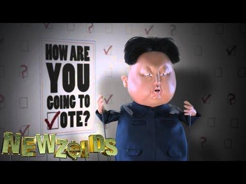 A Question For Kim Jong Un - Newzoids