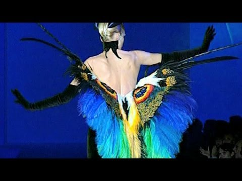 Thierry Mugler Haute Couture Spring/Summer 1997 Full Show | EXCLUSIVE | HQ